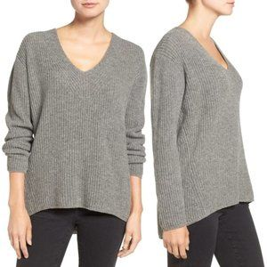 MADEWELL woodside wool blend pull over sweaterAS19
